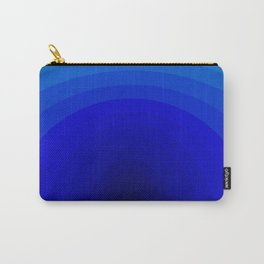 Blue Depths Carry-All Pouch