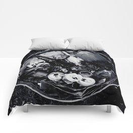 Garbage. Comforters
