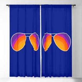 Rainbow Shades Blackout Curtain