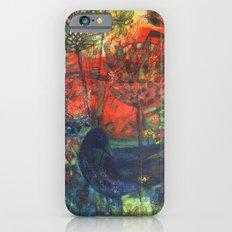 Blue Bird. iPhone 6s Slim Case