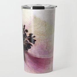 Textured Anemone Travel Mug