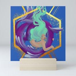 Mermaid Mini Art Print