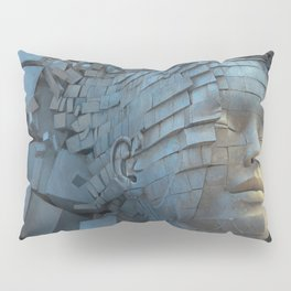 Dissolution of Ego Pillow Sham