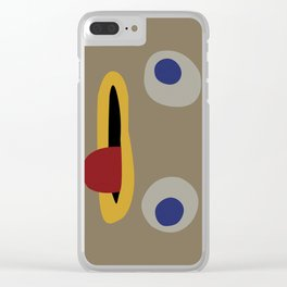 Rock Facts Clear iPhone Case