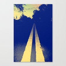 The Road Ahead Canvas Print