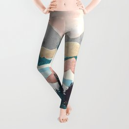 Lake Sunrise Leggings