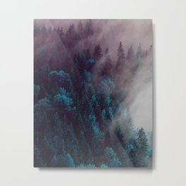 Anywhere You Go #society6 #decor #nature Metal Print