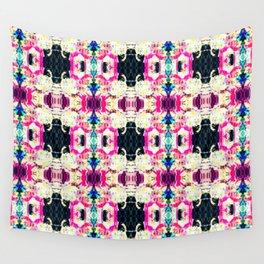 Digital interpretation rococo Wall Tapestry