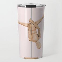 POLE DANCE MANNEQUIN Travel Mug