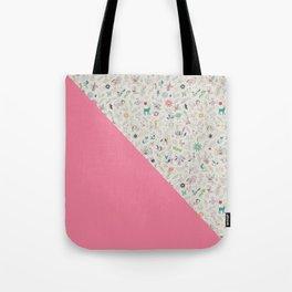 Pez Otomi pink by Ana Kane Tote Bag