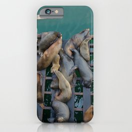Haul-Out iPhone Case