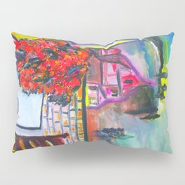 Room With A View  #society6 #decor #buyart Pillow Sham