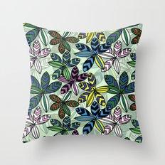 pattern 36 Throw Pillow