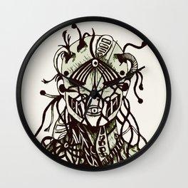 War Against Machines Wall Clock