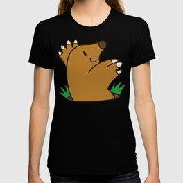 a Mole from the ground T-shirt