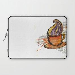 La Excusa 3 / Tea Laptop Sleeve