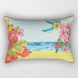 Brazilian beaches Rectangular Pillow
