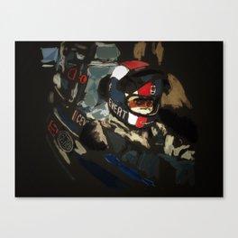 Francois Canvas Print