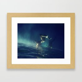 Our Own Nothingness Framed Art Print