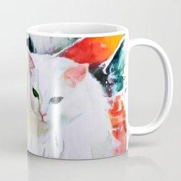 Meowy Christmas! Coffee Mug