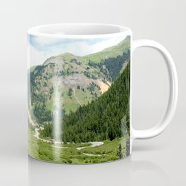 """Chattanooga Loop"" as Seen from the Silver Crown Mine Coffee Mug"