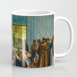 Sermon in the Mosque by Jéan Leon Gerome Coffee Mug