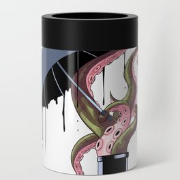 Ink rain Can Cooler