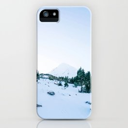 Cold Hearted Beauty iPhone Case