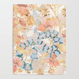 Coral Spring Garden Poster