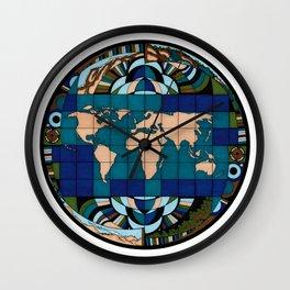 E A R T H Wall Clock