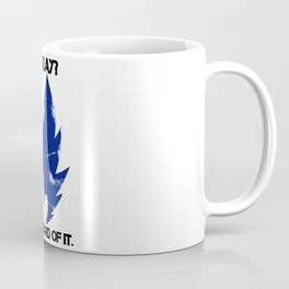 Vegeta - Rest? Never Heard of it. Coffee Mug