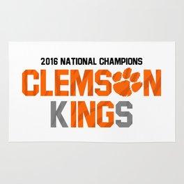 Clemson Kings - Clemsoning Rug