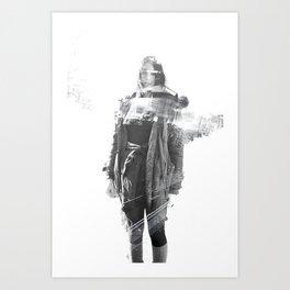 Vanish Art Print