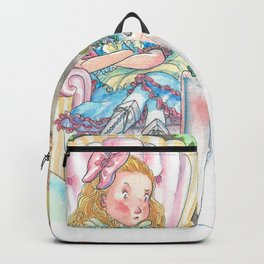 Alice's Mad Tea Party Backpack