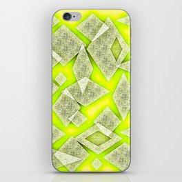 Abstract Diamonds iPhone Skin