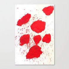 SPLATZ Canvas Print