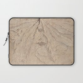Lonely Mountain #2 Laptop Sleeve