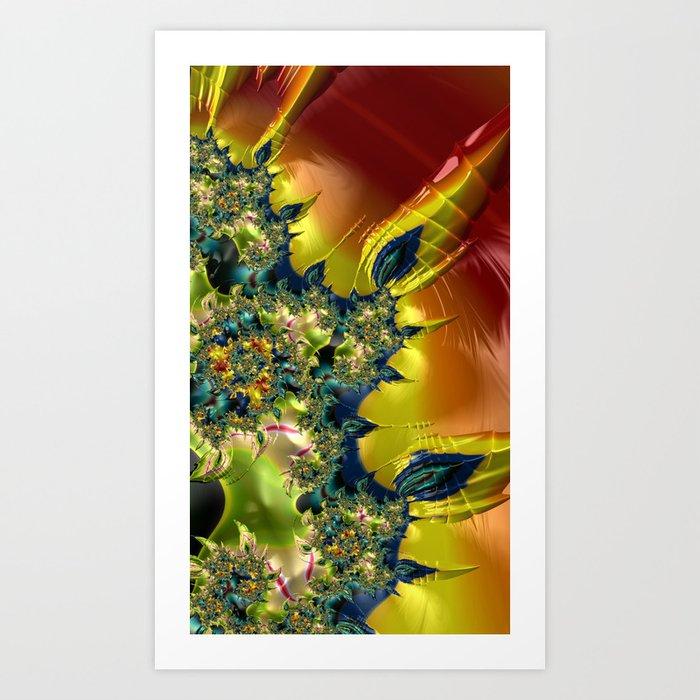 Irradiance Kunstdrucke