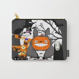 halloween ghibli Carry-All Pouch