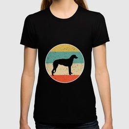 Scottish Deerhound Dog Gift design T-shirt