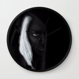 DARK ELF Wall Clock