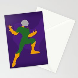 Special effect wizard, Quentin Beck (Mysterio) Stationery Cards