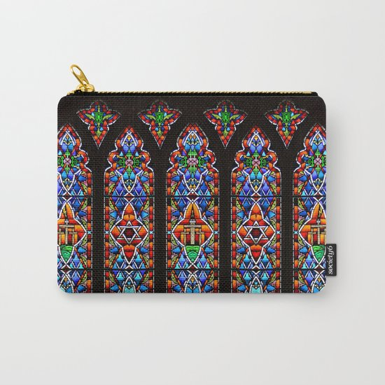 Mary's Mountain Windows Carry-All Pouch