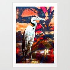 The Puller Art Print