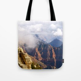 Bright Angel Point Tote Bag