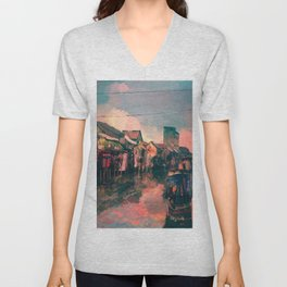 Dream River Unisex V-Neck