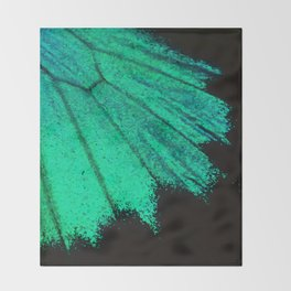 Butterfly Wing Throw Blanket