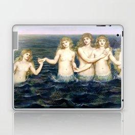 "Evelyn De Morgan ""The Sea Maidens"" Laptop & iPad Skin"