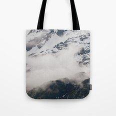 Alaska Glacier Bay National Park Tote Bag