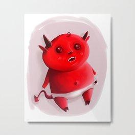 Little devil Metal Print
